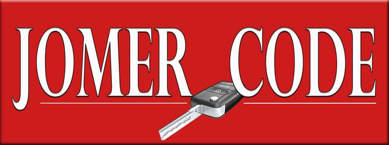 Jomer Code Cerrajería del automóvil